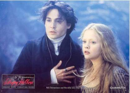 which is your fav part of SLEEPY HOLLOW
