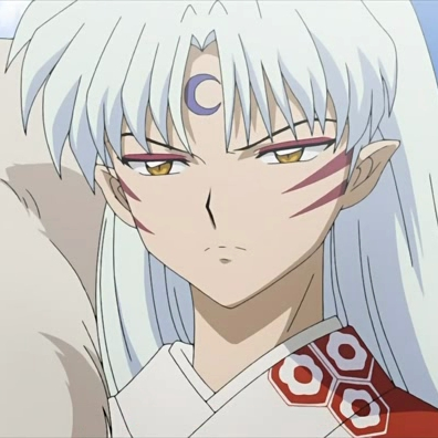 Do you think Sesshomaru gotten cuter in the final act