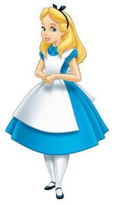 How is Alice one of the extended princess?