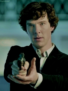 Do you think that the mini series The Last Enemy somewhat prepared Benedict to play Sherlock?