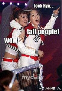 Post a picture of Taeyeon または Hyoyeon. Can be funny または serious :)