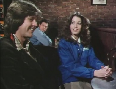 Was Brianne Leary friends with late actor Robert Ginty?