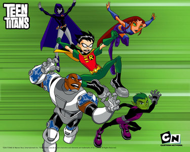 Is there anyone on Teen Titans that আপনি want to be on young justice?