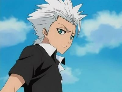 Post a picture of a white hair 日本动漫 character!