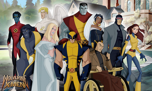 Would it be cool to see the x-men on young justice?