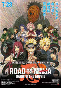 What's your opinion in the upcoming sixth movie of Naruto: Road to Ninja ?