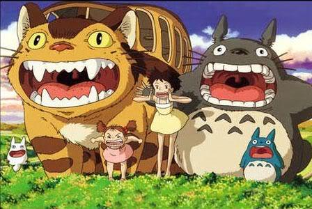 are there madami pelikula like My Neighbor Totoro, if there are can you tell me what they are and where i can watch them