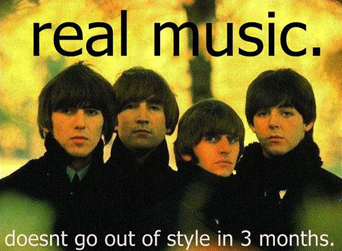 Did you know i amor the beatles?