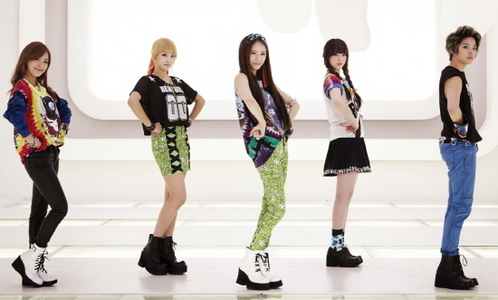 Which song of F(x) wewe like the most?