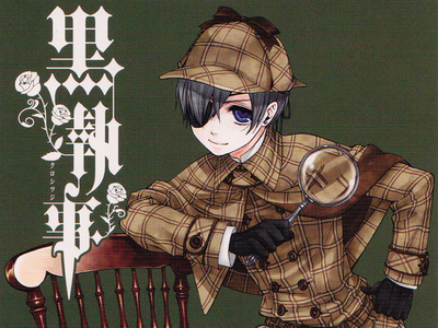 Do you think Ciel Phantomhive should have a character song?