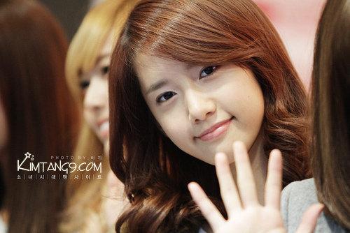 Surprising Post A Photo Of Yoona Or Yuri In Curly Hair Girls Generation Short Hairstyles Gunalazisus
