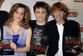 Harry Potter Awards Years 1-7 Philosopher's stone to Deathly Hallows. Fanpop Style....