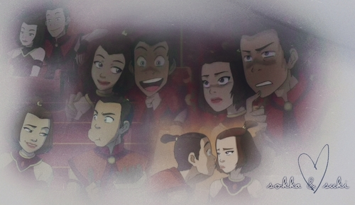 Would Sokka and Suki's kids appear on the show?
