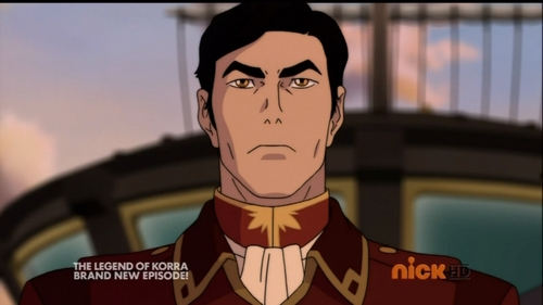 Is General Iroh Zuko's son?
