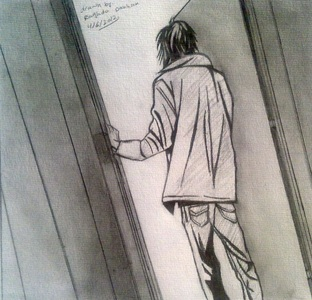 again i need u guys to tell me your opinion about my drawing