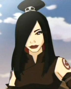 Does June look like Asami?