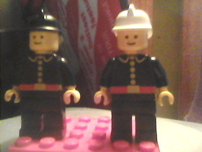 what tahun are these mini figs from?