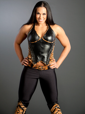 Tamina-Pretty or Not?