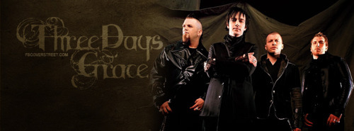 Who's ready for a Three Days Grace tour?!