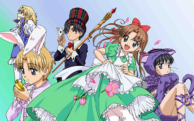 Post a pic of an ANIME that starts with G! NOT ANIME CHARACTER!