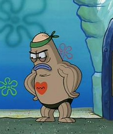 Welcome to the salty spitoon how tough are ya?
