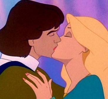 Post a pic of your favourite animated couple?