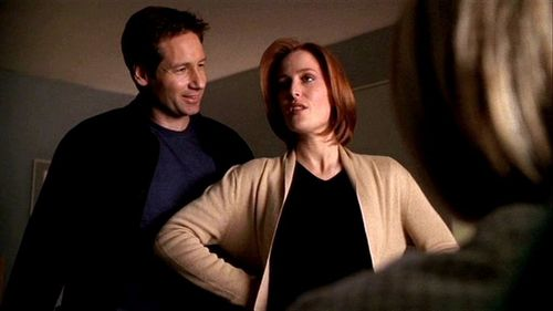 why do you love The X Files??