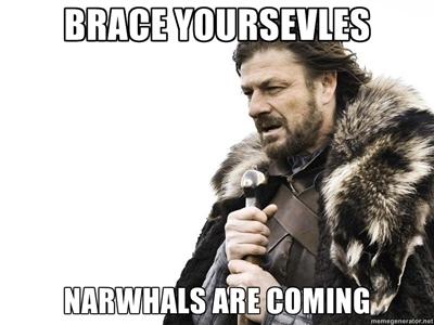 Brace yoursevles