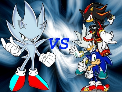 who would win sonic shadow silver or nazo?