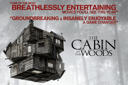 Will anyone sumali my club for The cabin in the Woods?