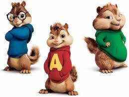 Who do Ты think is the cutest Chipmunk?