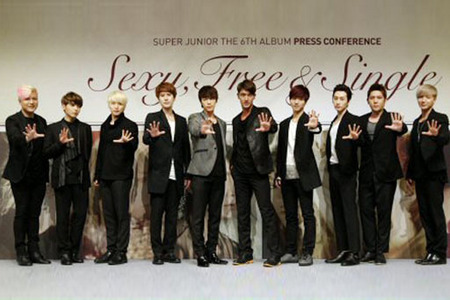 to Elf's, can I ask a favor, if you already have a mp3 of his song whose title suju sexy, free and single, if there would have to share with me where I need to download it, help me please thank you :)