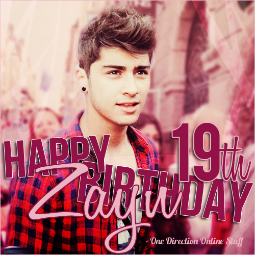 Post a pic of any One Direction member birthday! - One