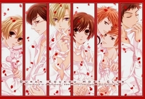 the ouran host club