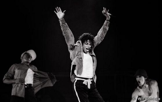 Mj Performing :)