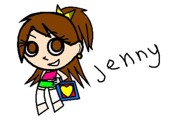 Jenny, PPG's friend
