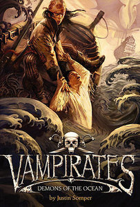 wouldn't it be cool to have a real Vampirates poster other than just the book cover?