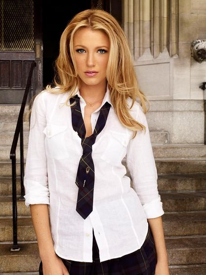 Blake Lively as Felicity