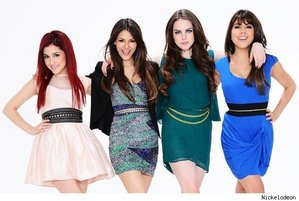 The girls of Victorious!
