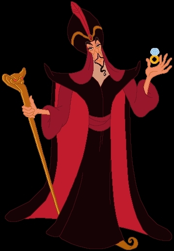 Jafar, aladdin (1992)