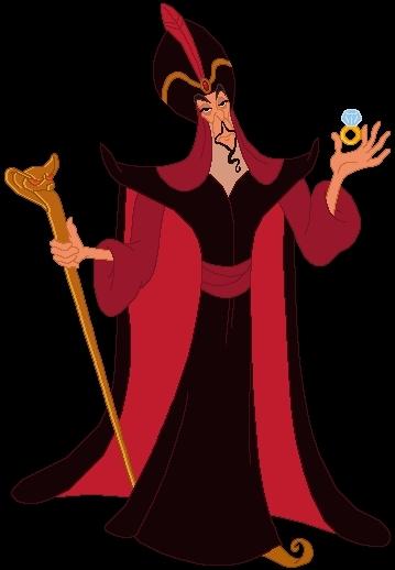 Jafar, Аладдин (1992)