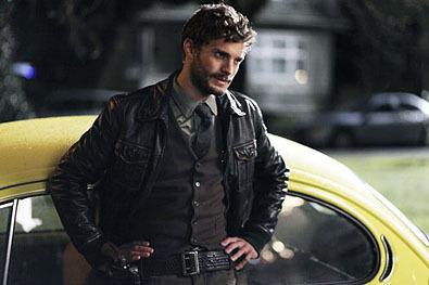 Does the Huntsman+hotness=Sheriff Graham? I say yes!