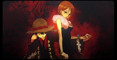 Luffy x Nami ~ Love Story ~ One Piece - One Piece - Fanpop