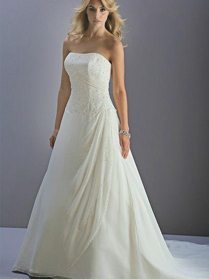 Kati's wedding dress