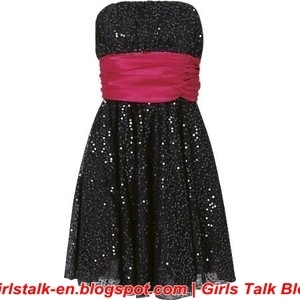 Brooke's dress