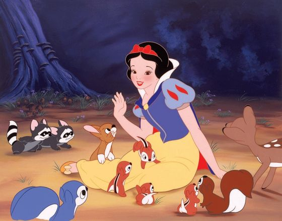Princess Snow White (1937)