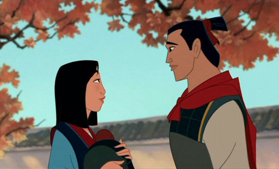 Mulan and Shang (1998)
