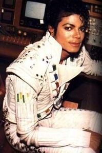 Look out...here's Captain EO! :D