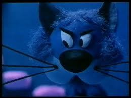 Buxton The Blue Cat from Dougal and the Blue Cat (1972)