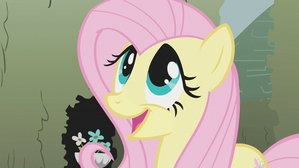 Fluttershy is happy for your win, azkaban!